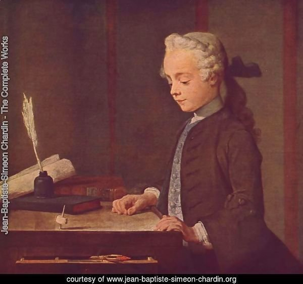 Boy with a Spinning Top (Auguste Gabriel Godefroy)