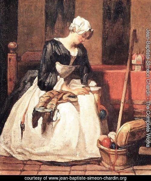 The Embroiderer, c.1773