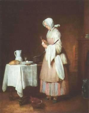 The caring maid