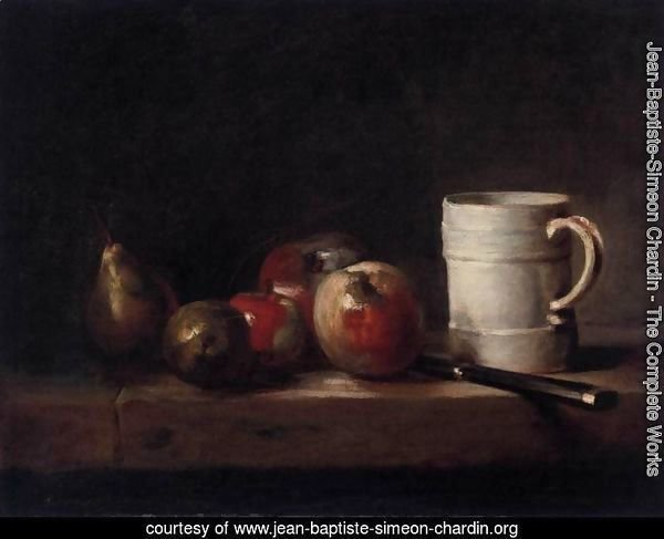 Still-Life with a White Mug