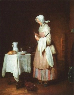 The Attentive Nurse c. 1738